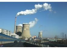 沈阳沈海热电厂设备基础灌浆加固