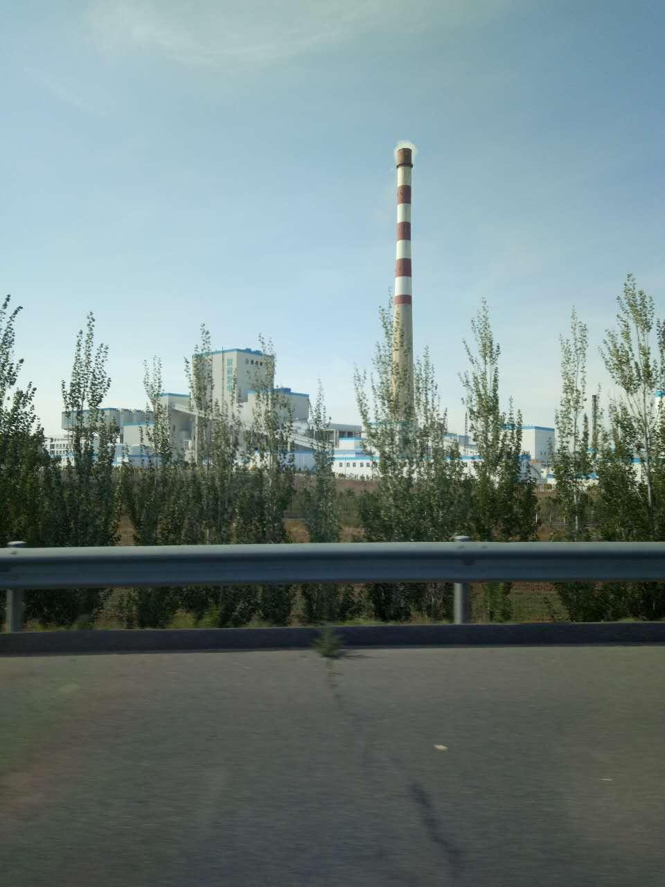 京科发电厂设备基础加固