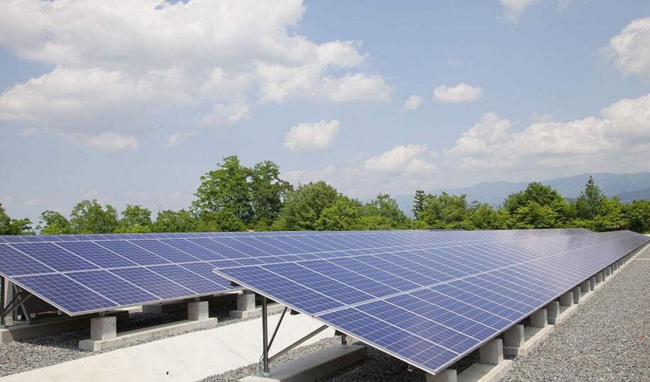 朝阳光伏发电项目