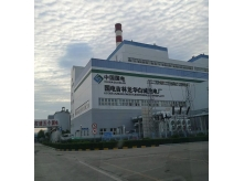国电吉林龙华白城热电厂设备基础加固