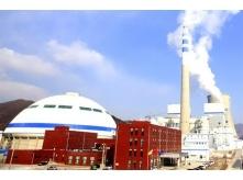 本溪热电厂设备基础加固用灌浆料