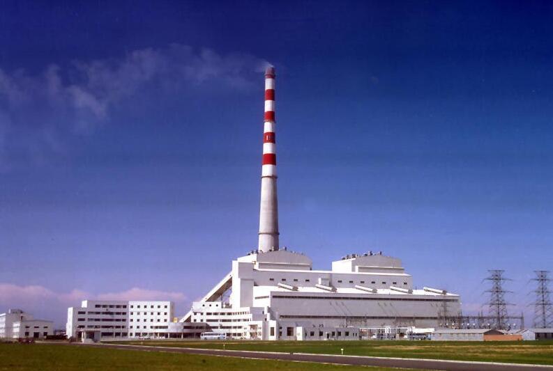 丹东东港华能热电厂使用我公司生产的高强无收缩灌浆料